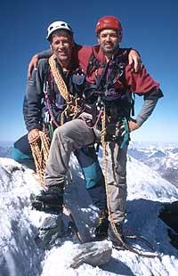 Arnold Melzer und Martin Schemmel