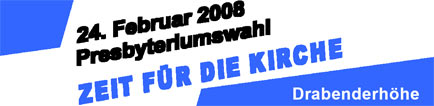Presbyteriumswahl 2008