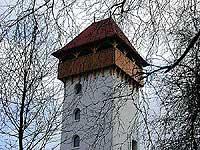 Hebt der Turm bald ab?