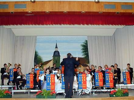 Frühjahrskonzert von der Siebenbürger Trachtenkapelle und dem Honterus-Chor