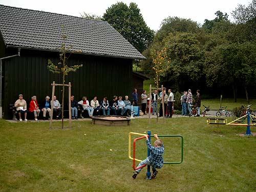 Lindenfest in Dahl