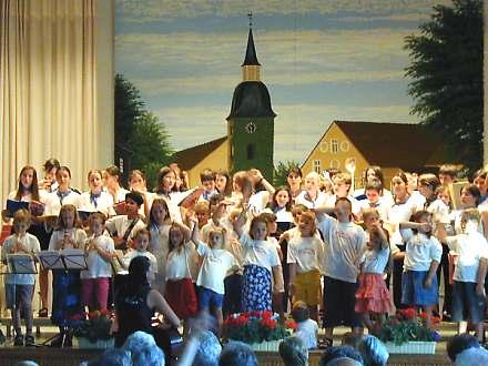 Canzonetta Chor in Drabenderhöhe