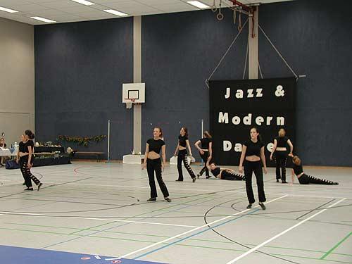 Jazz und Modern Dance