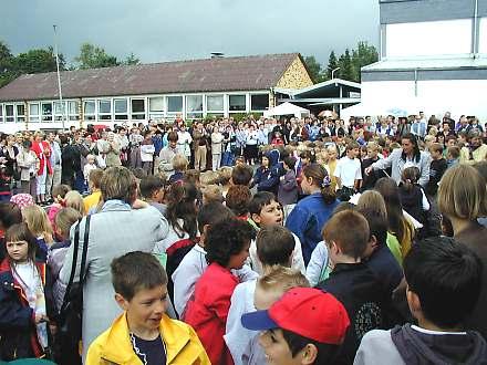 Schulfest in Drabenderhöhe