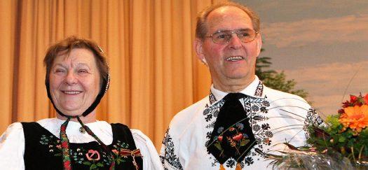 Enni und Harry Janesch. Foto: Christian Melzer