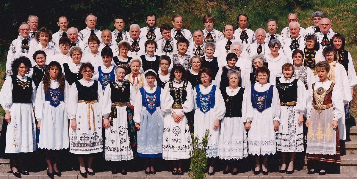 Honterus-Chor 1991