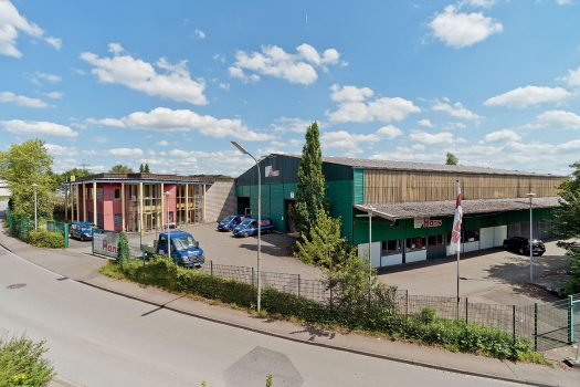 Die Hans-GmbH, seit 2017 am Standort Wiehl/Bomig