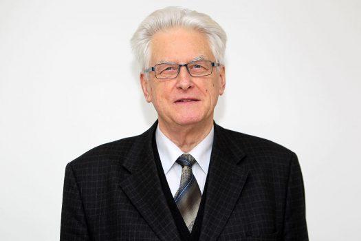 Pfarrer i.R. Kurt Franchy