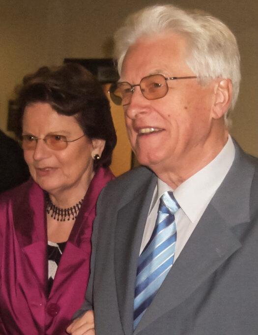 Renate und Kurt Franchy